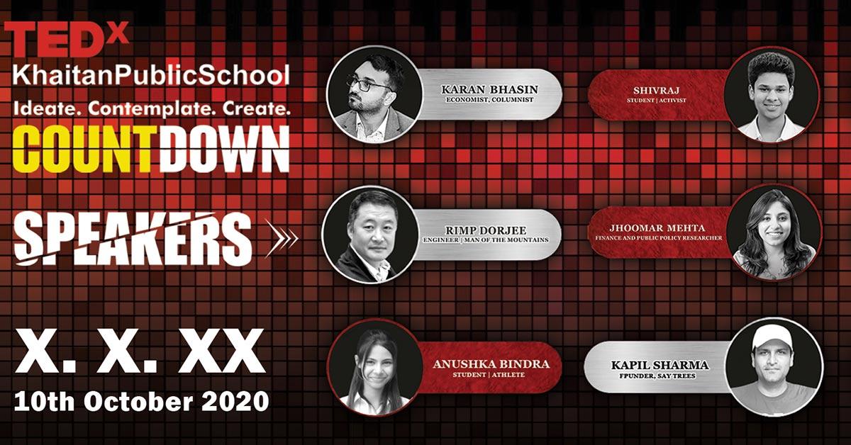 TEDx Event at Khaitan one of the best school